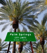 Palm Springs has new EDD