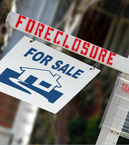 Inland Empire Foreclosures Down