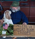 City Assists Homeless Vets