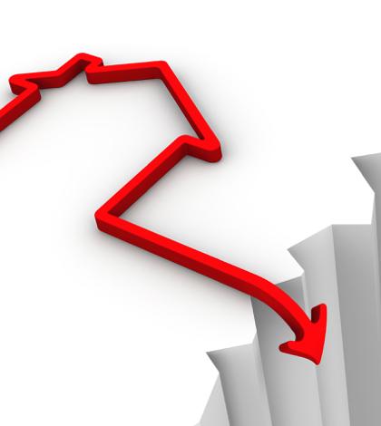 Home Sales Decline