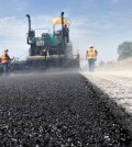 Road Widening Almost Complete