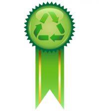 City Presents Environmental Award