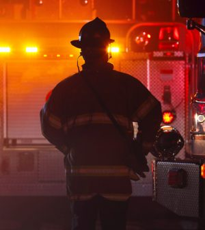 City Firefighters Agree on Contract