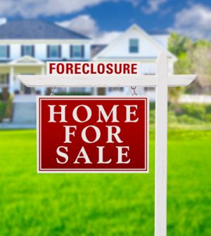Local Foreclosures Keep Dropping