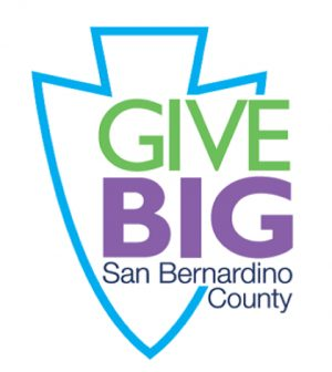 Give BIG San Bernardino County