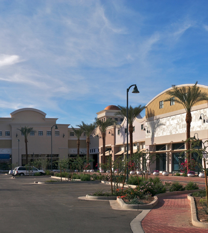Retail Building Sells