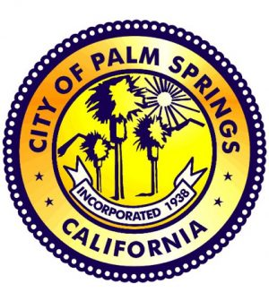 City of Palm Springs.