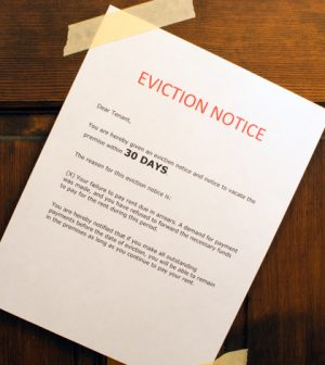 Evictions plague much of U.S.
